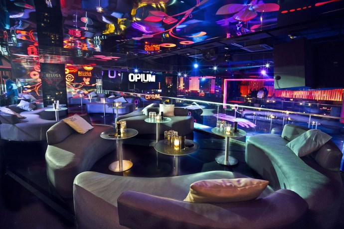 Opium Barcelona | Ready To Go