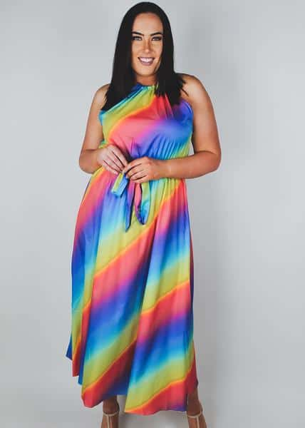 6eb593c0 Rainbow Plus Size Clothing and Accessories to Wear to Pride - Ready ...