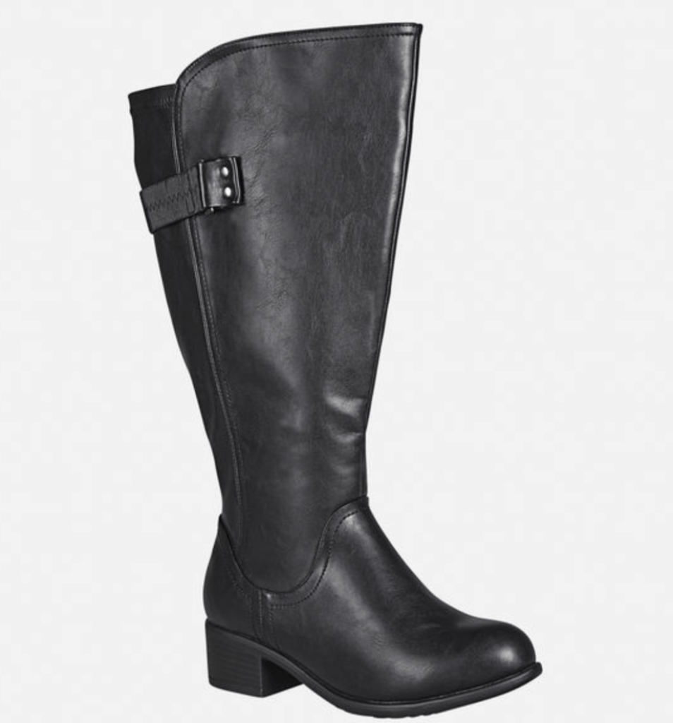 47719fc7276 Plus Size Extra Wide Calf Boots - Ready To Stare