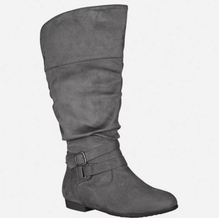 0aba11d5fe0d Plus Size Extra Wide Calf Boots - Ready To Stare