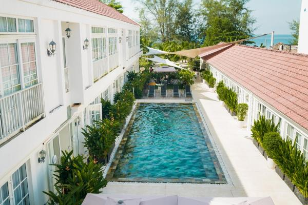 White Boutique Hotel 4 Sihanoukville Ream National Park