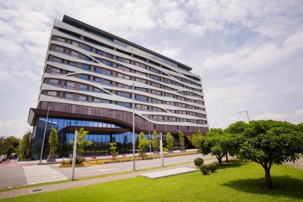 Sun Hao International Hotel 5 Douliu Yunlin County