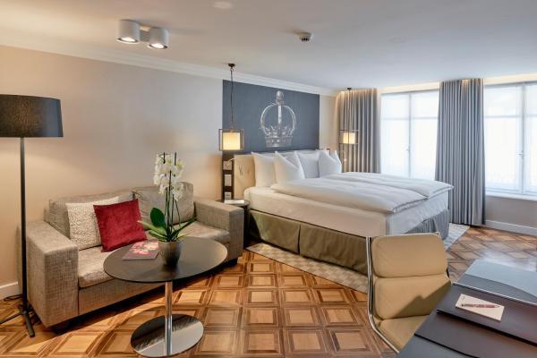 Sorell Hotel Krone 3 Winterthur Canton Of Zurich