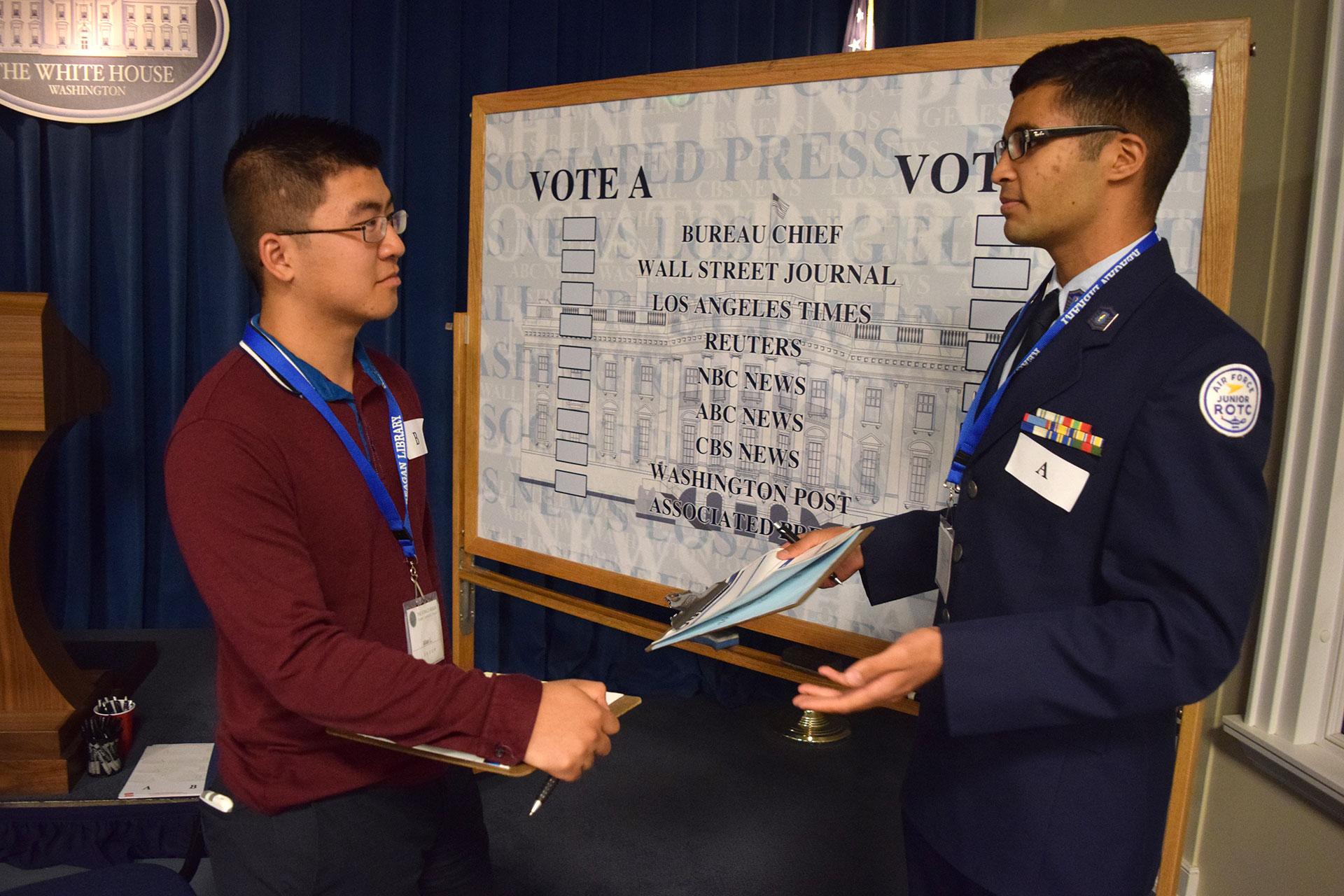 Leadership Programs For High School Students In Washington Dc