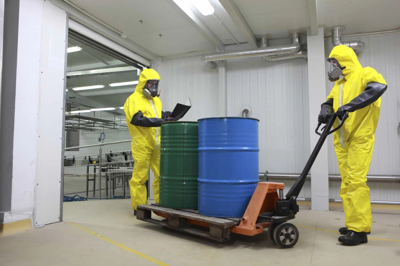 Contract Manufacturing UK Bespoke Chemical Toll