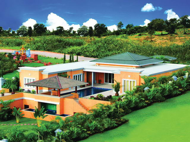 East Pattaya Siam Royal View Exclusive Pool Villas For Sale