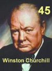 Winston Churchill - perfect character for a memory list!