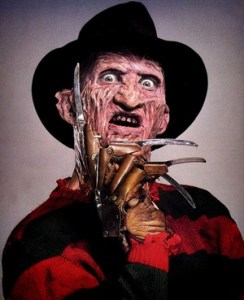 Freddy - a frightening addition to your memory list