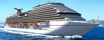 cruise ship - choose luxury for your Memory Palace, if you like