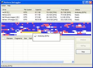 Piriform Defraggler - among the best free software