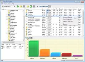 Folder Size - among the best free software