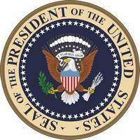 The Presidential Seal, symbol of the U.S. Presidents