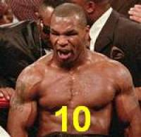 Mike Tyson - a powerful character in your memory list