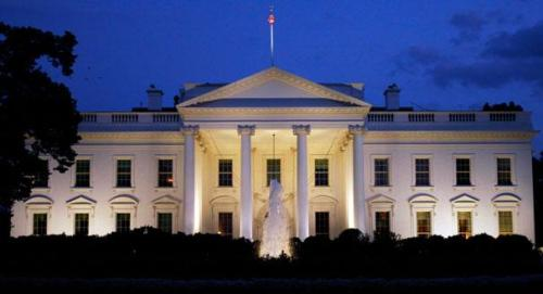 The White House, home to the U.S. Presidents over the years