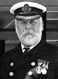 Captain Edward John Smith, of Titanic