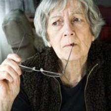 showing signs of age-related memory loss