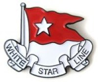 Titanic bore the flag of the White Star Line