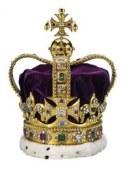 crown of the British monarchs