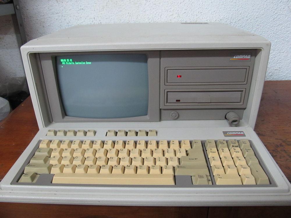 Compaq Portable 2 1986