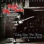TABBY THOMAS King Swamp Blues Cover
