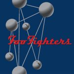FOO FIGHTERS Colour Shape Pochette