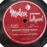 LITTLE_WILLIE_LITTLEFIELD-Rockin'_Chair_Mama