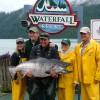 Legendary Alaska Sportfishing - Waterfall Resort Waterfall Resort - Where Fishing is For Kings!
