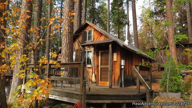 Sunset Inn Yosemite Guest Cabins Groveland California