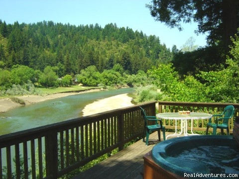 Vacation Rentals in the Russian River Valley Guerneville