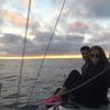 Monterey Bay Sailing Otter