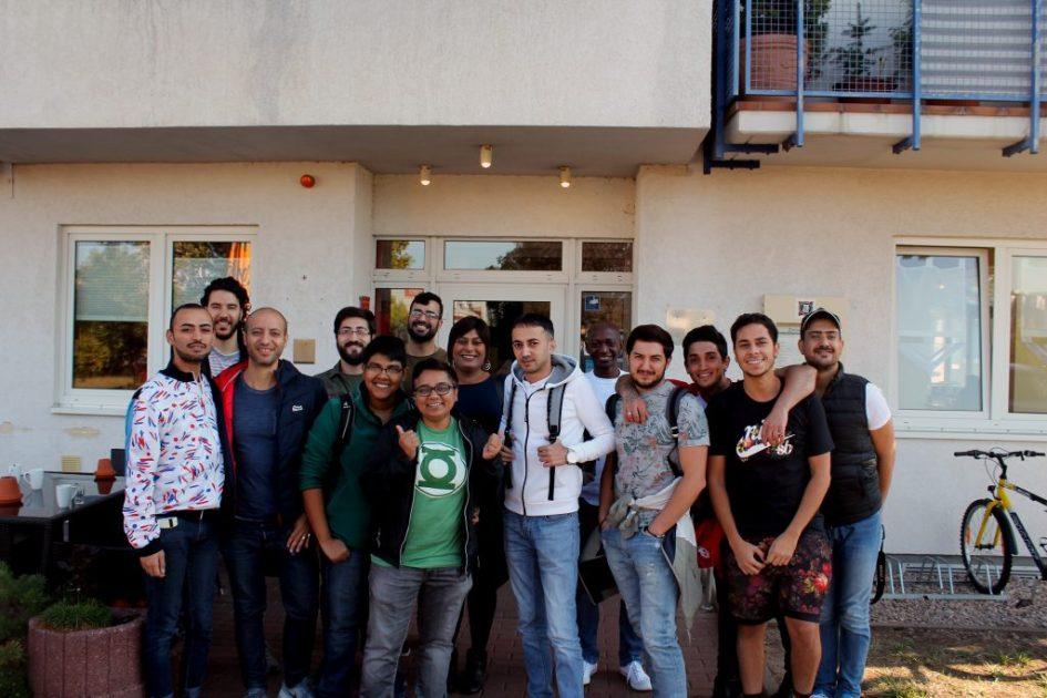 Queer refugees in Berlin