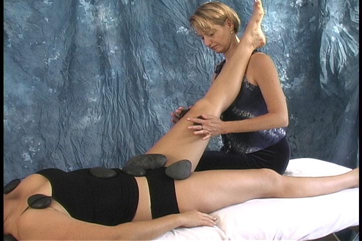 Healing Stone Massage 2 DVD video  Real Bodywork