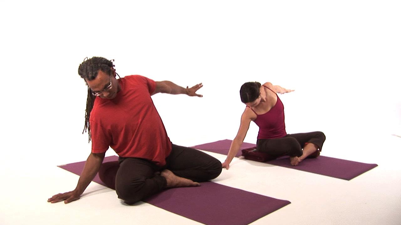 Yoga for Back Pain DVD video  Real Bodywork