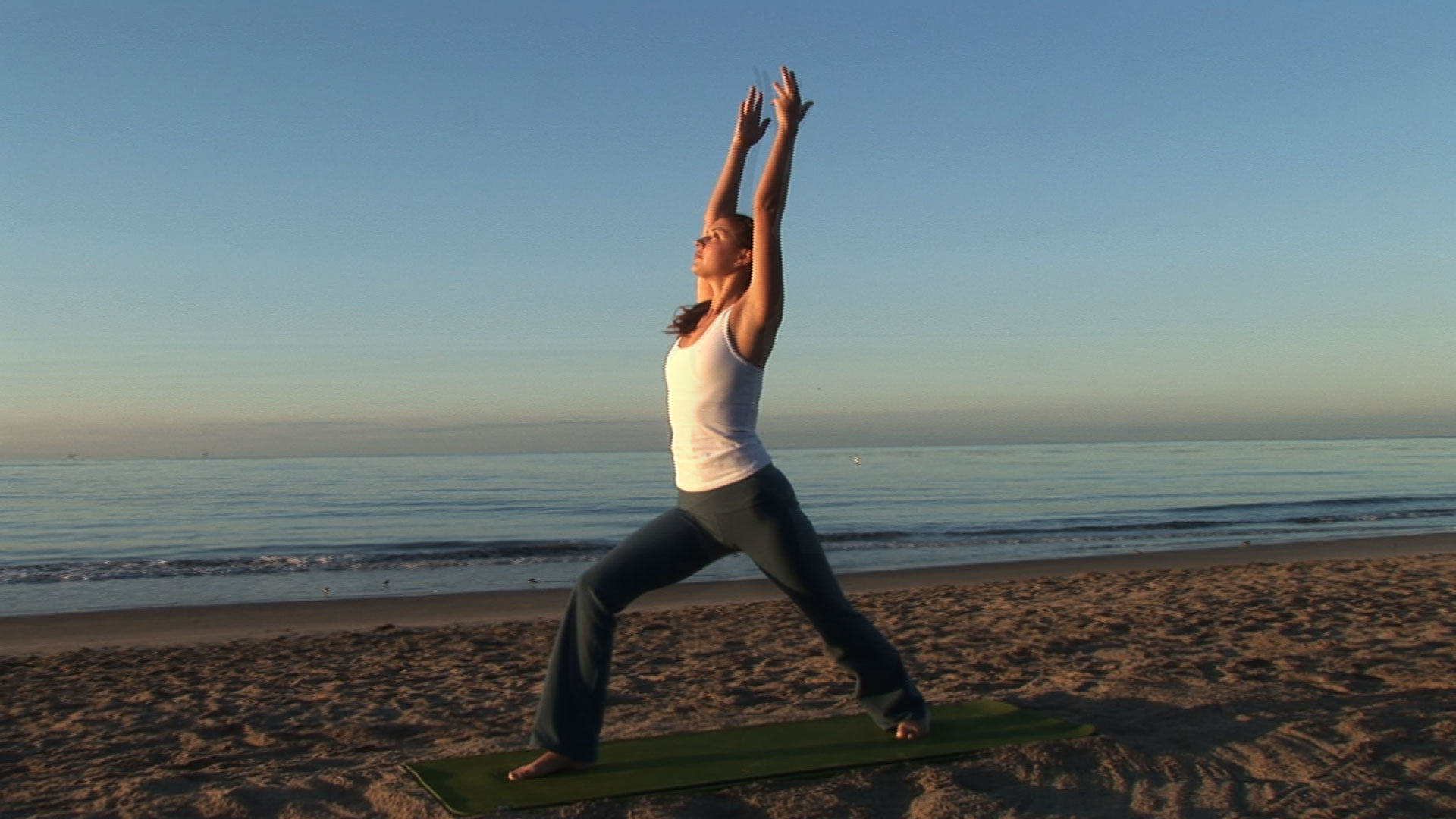 Yoga Flow DVD video  Real Bodywork