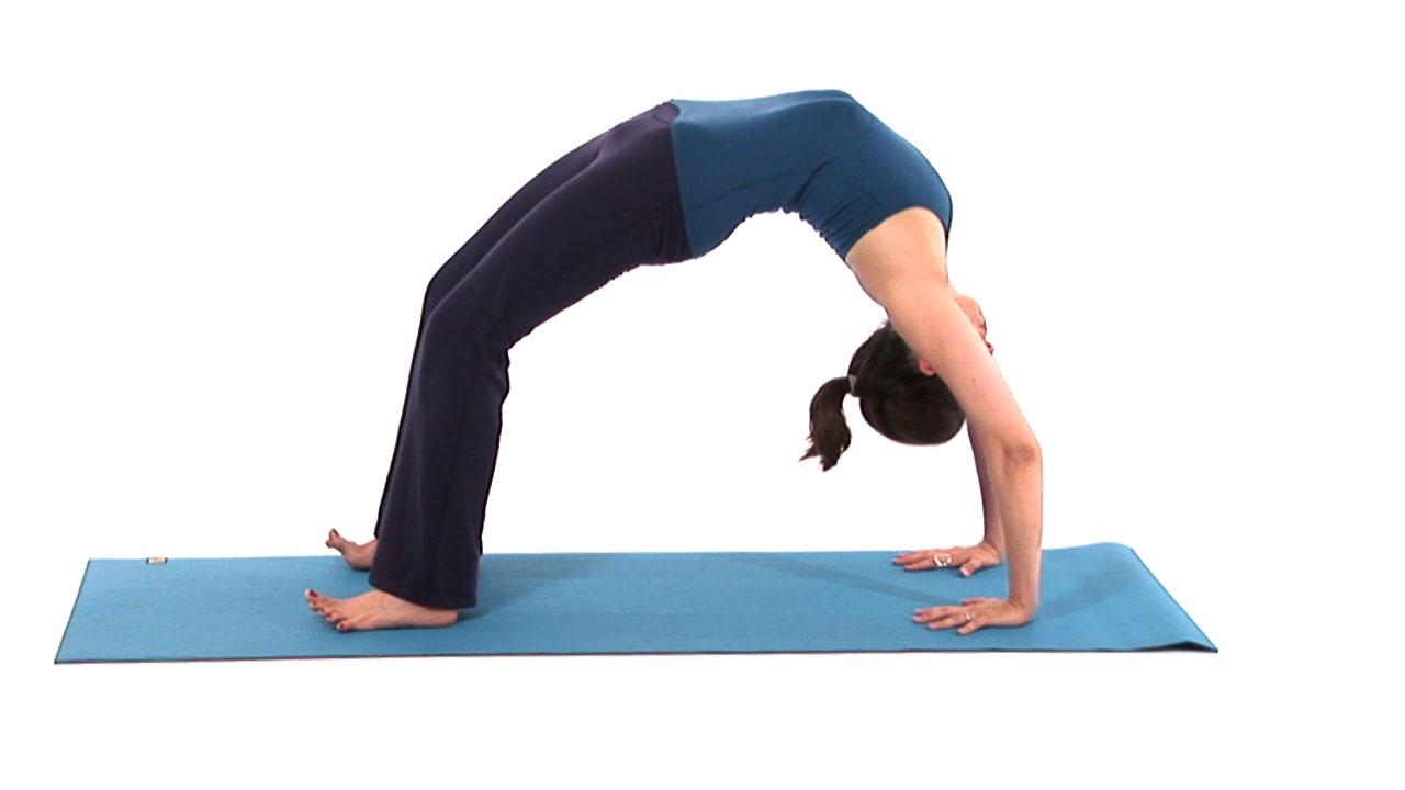 Advanced Vinyasa Flow DVD video  Real Bodywork