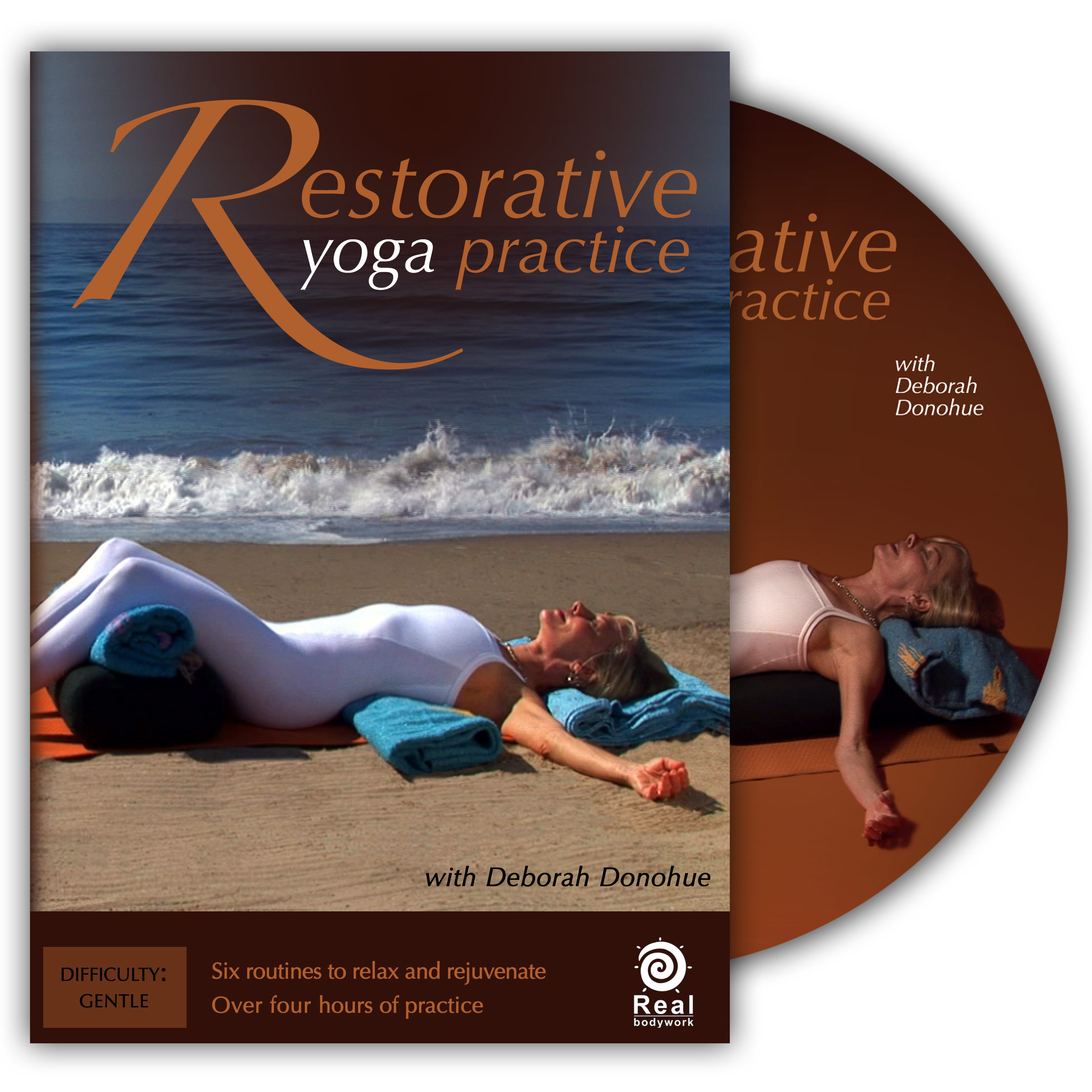 Restorative Yoga Practice DVD  Real Bodywork