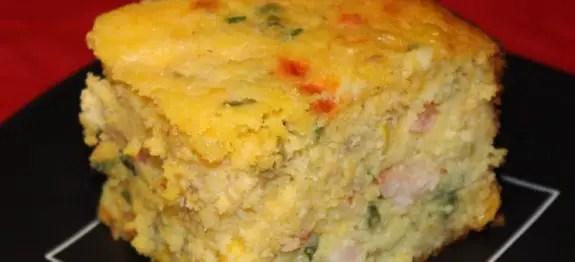 Seafood Cornbread Dressing  RealCajunRecipescom la cuisine de maw maw