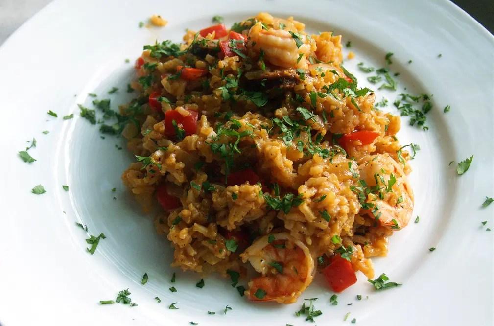 Seafood Jambalaya  RealCajunRecipescom la cuisine de