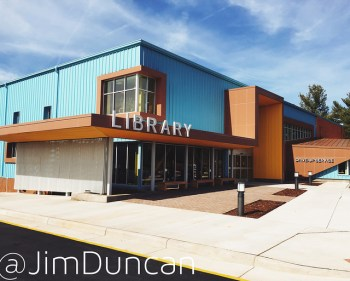 Charlottesville - Albemarle new Northside Library