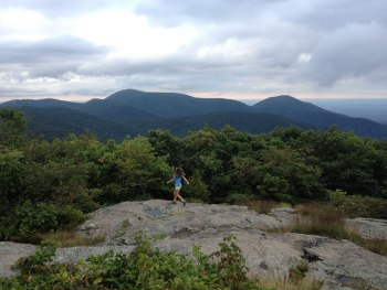 Spy Rock in Nelson County - one of my favorites