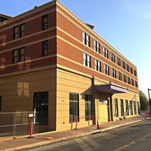 New Marriott on West Main