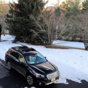Subaru & showing houses in Southern Albemarle