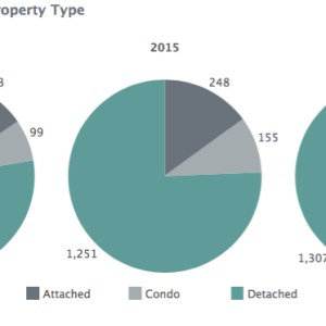 YTD Sales by Property Type - Charlottesville MSA