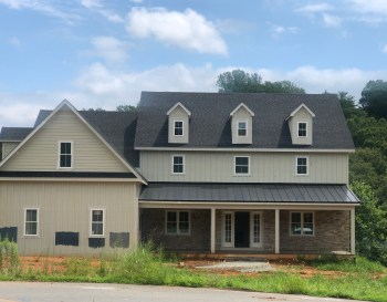 New construction in Foxchase Landing