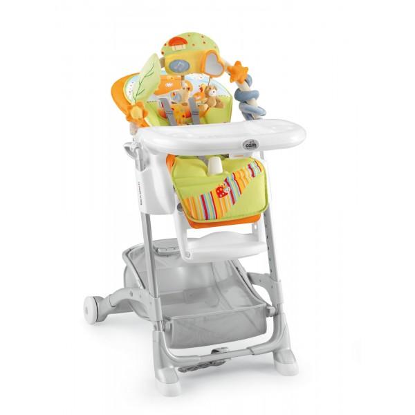 hauck high chair modern grey kitchen chairs cam seggioloni