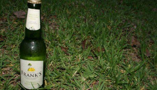 Frank's Summer Apple Cider