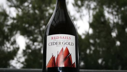 Red Sails Medium Dry Gold Cider Review