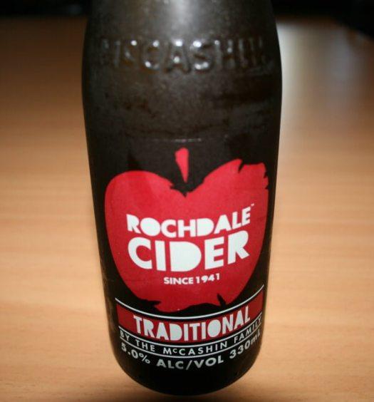 Rochdale Cider
