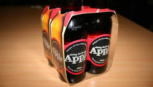 Sitting Duck Apple Cider
