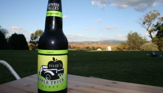 Tilse's Apple Truck Cider